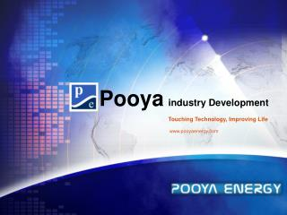 Pooya industry Development