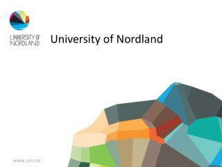 University  of  Nordland