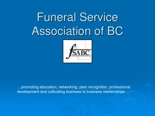 Funeral Service Association of BC