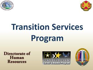 Transition Services Program