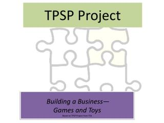 TPSP Project