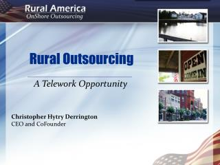 Rural Outsourcing