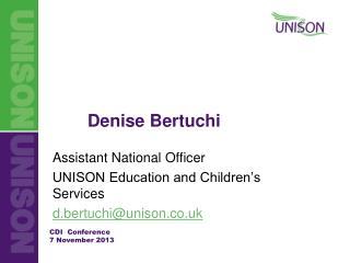 Denise Bertuchi