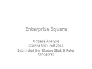Enterprise Square