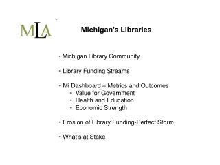 Michigan's Libraries