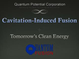 Cavitation-Induced Fusion