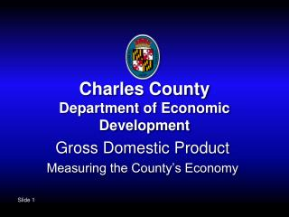 Charles County  Department of Economic Development