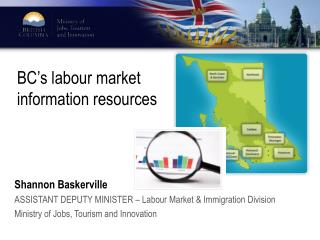 BC�s labour market  information resources