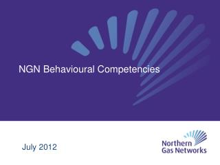NGN Behavioural Competencies