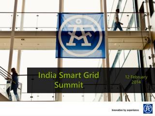 India Smart Grid Summit