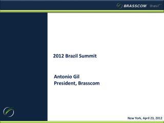 2012 Brazil  Summit