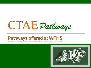 Ctae Pathways
