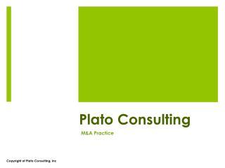 Plato Consulting