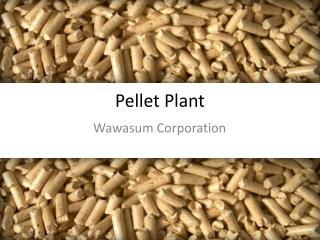Pellet Plant