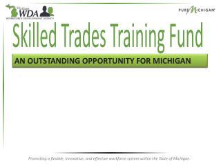 Skilled Trades Training Fund