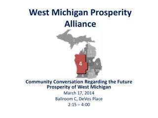 West Michigan Prosperity Alliance