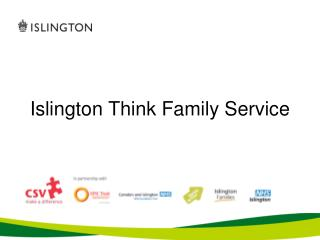 islington think family service