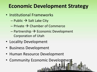 Economic Development Strategy