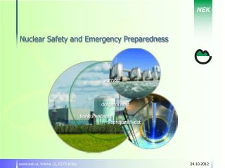 Nuclear Safety and Emergency Preparedness