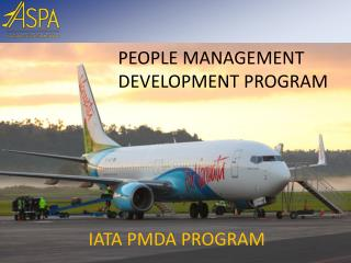 PEOPLE MANAGEMENT DEVELOPMENT PROGRAM