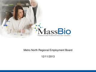 Metro North Regional Employment Board 12/11/2013