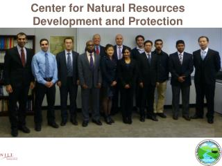 Center for Natural Resources Development and Protection