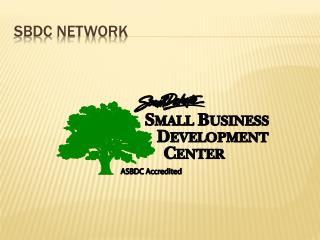 SBDC  Network