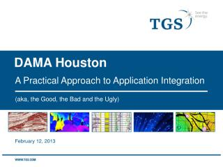 A Practical Approach to Application Integration