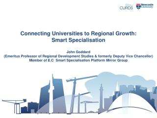 The mechanisms by which universities can and do contribute to regional growth