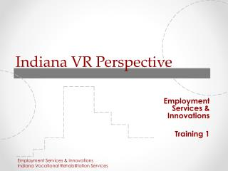 Indiana VR  Perspective