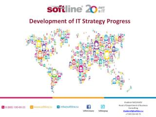 Development of IT Strategy Progress
