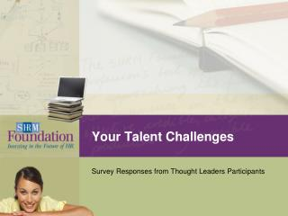 Your Talent Challenges