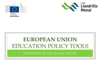 European union  education policy tools