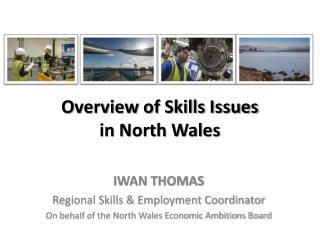 Overview of Skills Issues  in North Wales