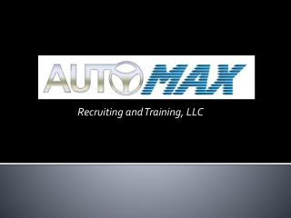 Recruiting and Training, LLC