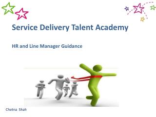 Service Delivery Talent Academy HR and Line Manager Guidance