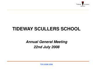 tideway scullers school
