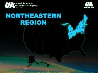 NORTHEASTERN REGION