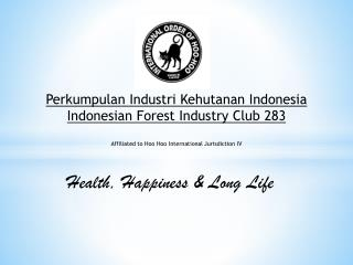 Health, Happiness & Long Life