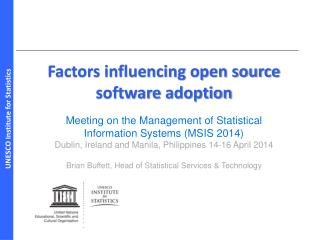 Factors influencing open source software  adoption