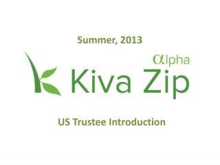 US Trustee Introduction