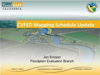 CVFED Mapping Schedule Update