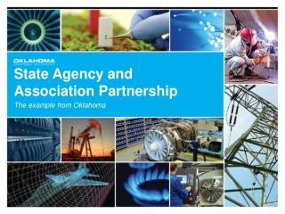 State Agency and Association Partnership