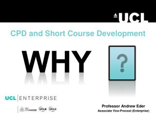 CPD and Short Course Development