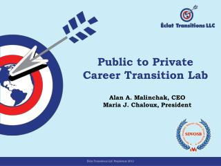 Public to Private Career Transition Lab