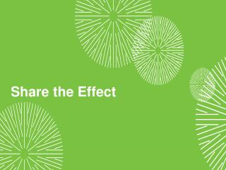 Share the Effect