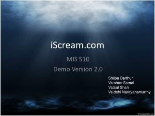iScream.com