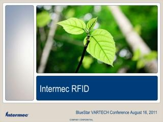 Intermec RFID