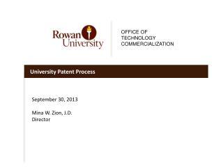 University Patent Process