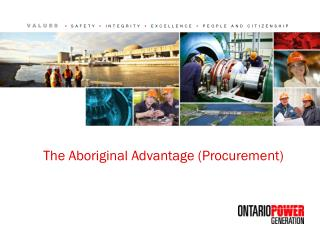 The Aboriginal Advantage (Procurement)